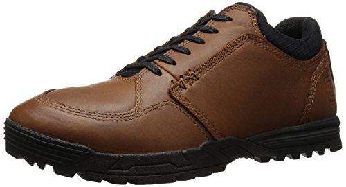 5.11 Men's Pursuit Lace Up Shoe, Dark Brown, 9.5 D(M) US]()