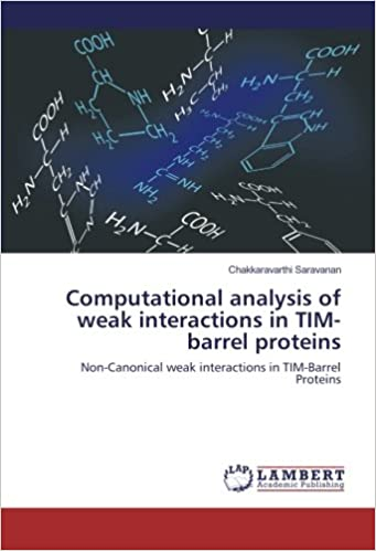 Computational analysis of weak interactions in TIM-barrel proteins: Non-Canonical weak interactions in TIM-Barrel Proteins