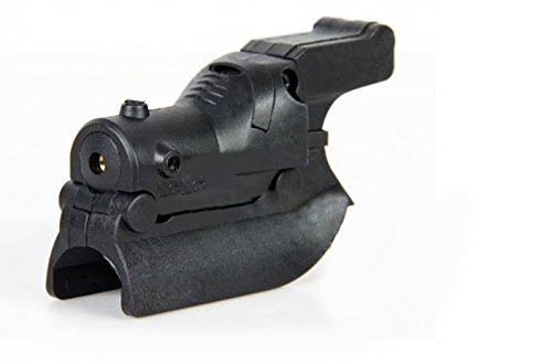 Generic Tactical Red Laser Dot Sight Red Laser Aimer Pointer For 1911 Pistol Rifle Airsoft