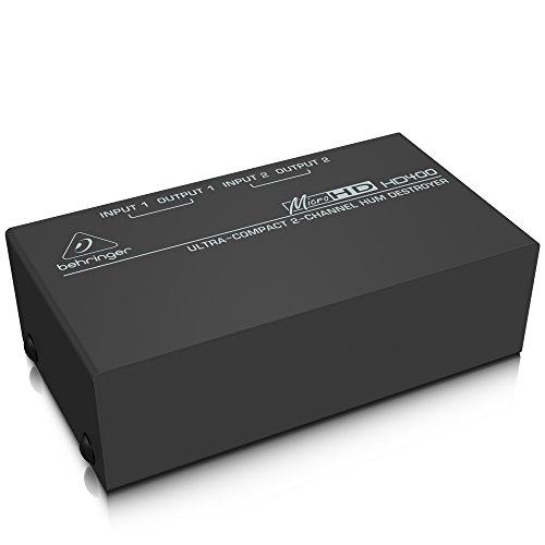 Behringer HD400 MICROHD