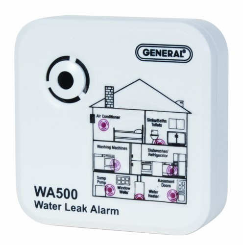 General Tools WA500 Water Leak Alarm by General Tools