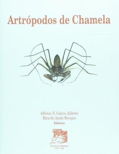 Descargar Libro Artropodos De Chamela Alonso N. Aldrete Garcia