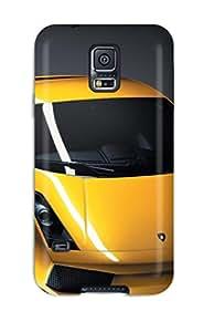 (WCoNWwN25362FiNou)durable Protection Case Cover For Galaxy S5(lamborghini Gallardo)