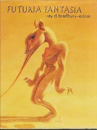 book cover of Futuria Fantasia