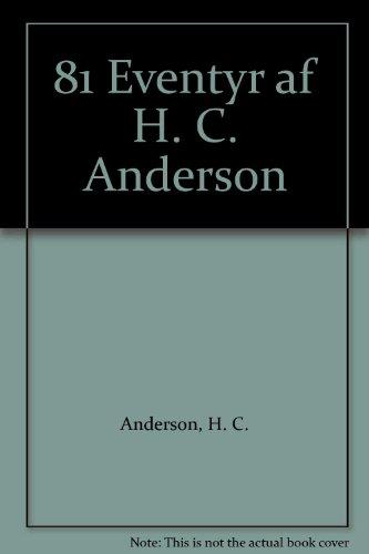 81 Eventyr af H. C. Anderson