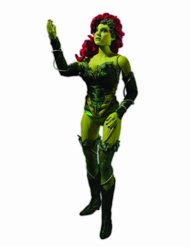 Poison Ivy 1:6 Scale Collector Figure - Figure Poison Ivy Action 1