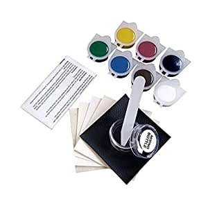 No Heat Vinyl Repair Kit Multifunction Leather Repair Tools For Auto Car Seat Cracks Rips And Sofa Coats Holes Scratches