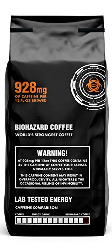 Buy strong coffee