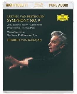 Resultado de imagen para 9 sinfonia blu ray audio