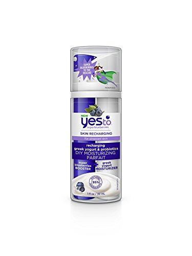 Yes To Super Blueberries Recharging Yogurt & Probiotics Diy Moisturizing Parfait, 1 Fluid Ounce
