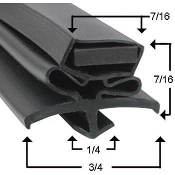 True Manufacturing UCITR810812 Door Gasket For TPP TUC TWT (67\