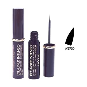 Layla Eyeliner Black 7 Ml, Pack Of 1 (1955R16-04)