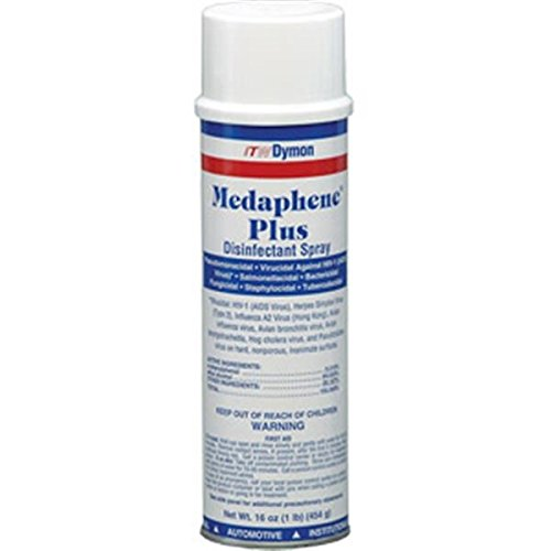 Medaphene Plus Disinfectant Spray (12 Pack) Dymon Medaphene Plus Disinfectant