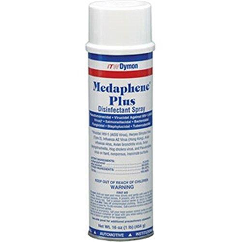 Medaphene Plus Disinfectant Spray (12 (Dymon Medaphene Plus Disinfectant)