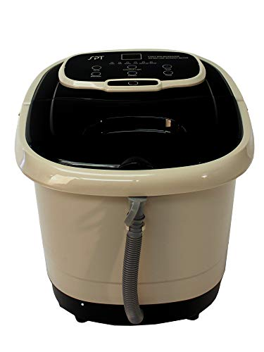 SPA-3549 - SPT Foot Spa Bath Massager w/Motorized Rollers