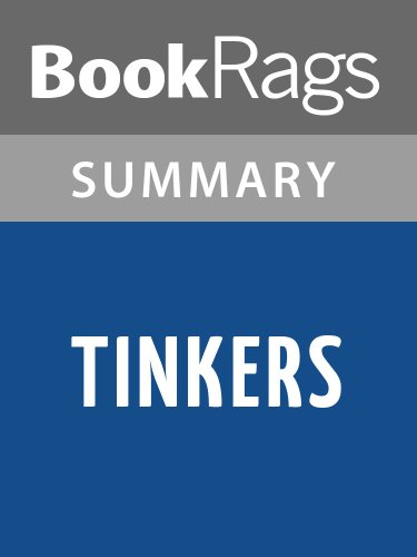 Summary & Study Guide Tinkers by Paul Harding