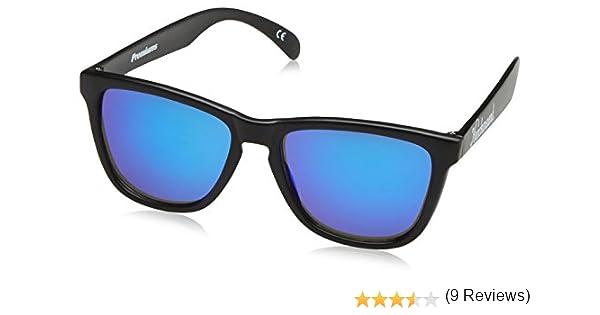 Gafas de sol Knockaround Classic Premium Black / Moonshine: Amazon.es: Deportes y aire libre