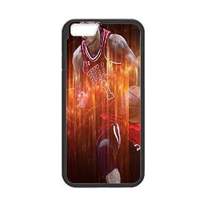 "ZK-SXH - Derrick Rose Brand New Durable Cover Case Cover for iPhone6 Plus 5.5"",Derrick Rose Cheap Case"
