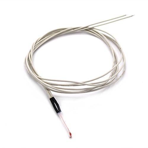 Anycubic-10Pcs-NTC-3950-100K-Termistor-con-1-Metro-de-Cable-Cabeza-de-Heatbed-Impresora-3D-RepRap-o-Extremo-Caliente