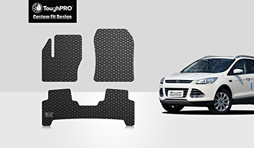 toughpro-ford-escape-floor-mats-set-all-weather-heavy-duty-black-rubber-2013-2014-2015-2016-2017