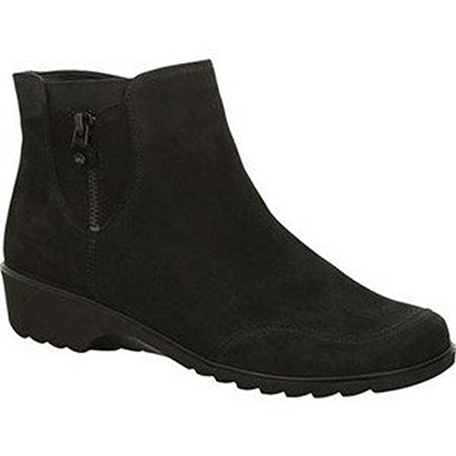 Ara Womens Adler Nero Nubuck Us 11.5 Largo