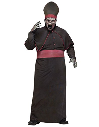 Zombie High Priest Plus Size (Plus Zombie High Priest Costumes)