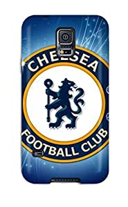 Top Quality Case Cover For Galaxy S5 Case With Nice Chelsea Soccer Football Appearance