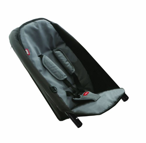 Phil & Teds Dash Buggy Stroller Double Kit - Black (Double Dash Kit Teds)