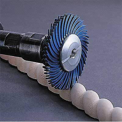 Radial Bristle Disc TC 3 in Dia 80G PK80