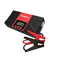 Powermax Battery Charger Car Jump Starter Portable Power Bank USB for Cell Phone, 18000mAh 700Amp, 12v Lithium