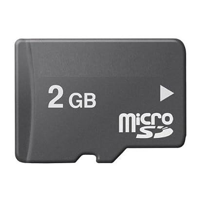 Generic 2 GB MicroSD memoria flash - Tarjeta de memoria (2 ...