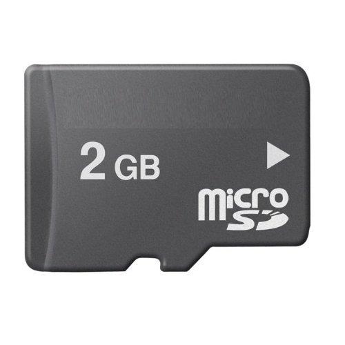 2 Gb Transflash Microsd (Lowpricenice 2 GB MicroSD Memory Card (Bulk Packaged))