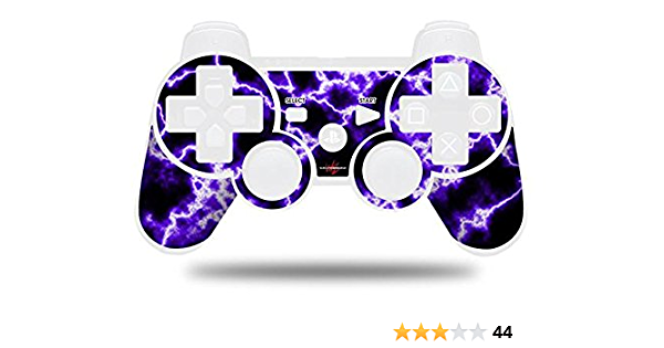 Fire Green CONTROLLER NOT INCLUDED Sony PS3 Controller Decal Style Skin
