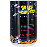 Deals on Space Invaders Projection Night Light