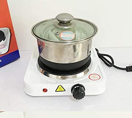 Amazon.com: YUEWO 1500W(220v) Electric Stove Small Electric Stove Coffee Stove Tea Stove Hot Pot Frying Boiler Beaker Available: Kitchen & Dining