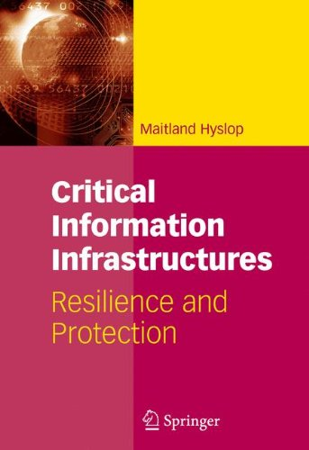 Critical Information Infrastructures: Resilience and - Emeryville Shops