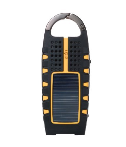 KA600 SILVER Solar/Crank AM/FM/SW NOAA Weather Radio, BONUS AC adapter/charger, Bonus Reel Antenna, 5-LED reading lamp, 3-LED flashlight