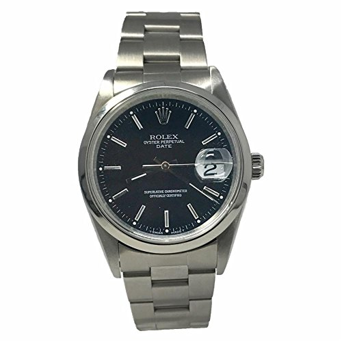 Rolex Date swiss-automatic mens Watch 15200 (Certified Pre-owned) (Watches Authentic Men For Rolex)