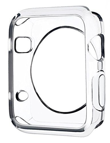 Apple Watch Case 38mm Series 1 [Clear] Snap - Justin Bieber Cool Case