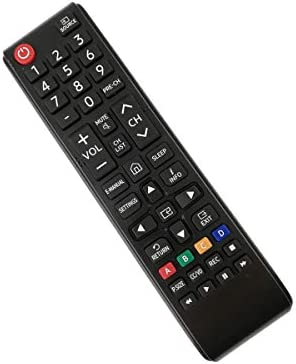 DEHA TV Remote Control for Samsung UE40JU6465U Television