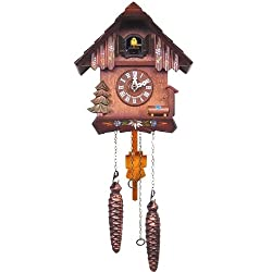 Alexander Taron Importer 420QM Black Forest Cuckoo Clock
