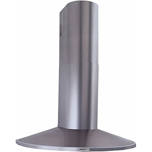 Broan RM519004 Elite Rangemaster Wall-Mounted Chimney Hood, 35-7/16-Inch, Stainless Steel