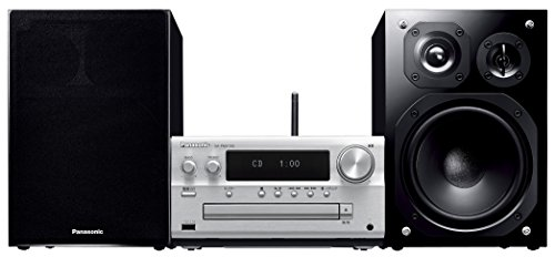Panasonic CD stereo system hi-res sound source corresponding