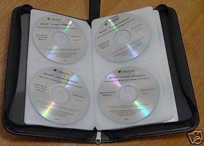 MKSAP 18 PART A and B MP3 CDs + (Q& A Part A) + Board Basics
