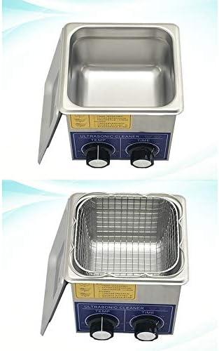超音波洗浄機 ステンレス鋼のデジタルタイマーの暖房の超音波洗剤のきれいな宝石類のガラスは待っています