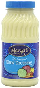 Marzetti Slaw Dressing, 16-Ounce Jars (Pack of 6)
