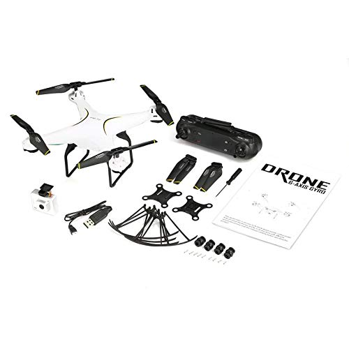 SG600 RC Drone 2.4G Quadcopter 0.3MP WiFi FPV Kamera Altitude Hold Headless