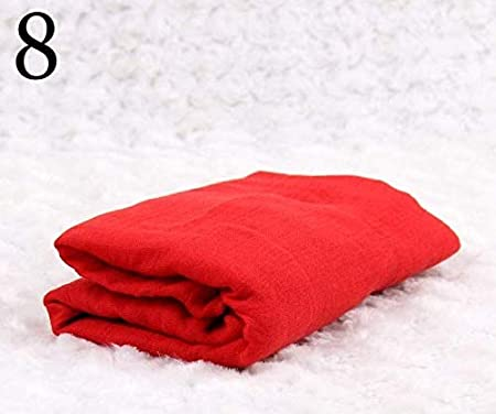 XBY.mi 1PCS Toalla de baño del bebé Toalla de baño Seca Que Limpia el paño para Las imágenes(Rojo): Amazon.es: Hogar