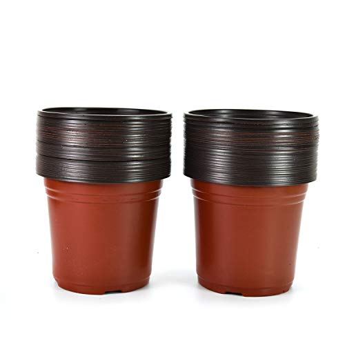 small plastic plant containers - 7