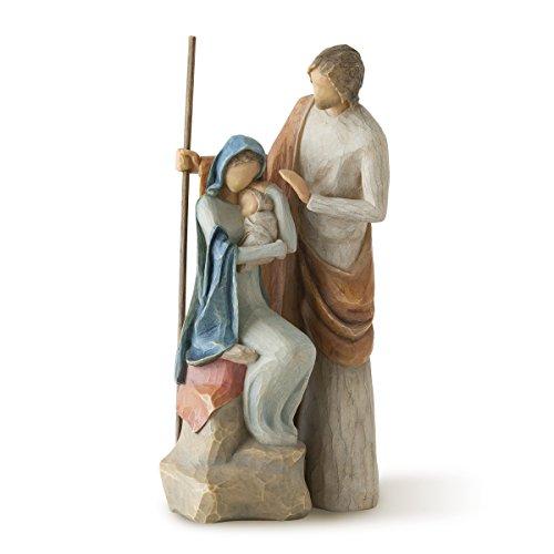 Willow Tree Nativity, The Holy Family